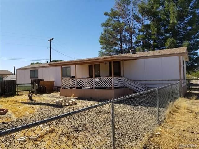 3996 E Lum Avenue, Kingman, AZ 86409 (MLS #974593) :: The Lander Team