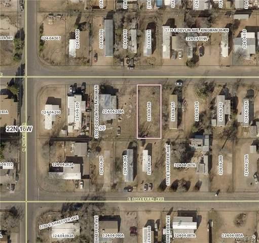 3770 E Devlin Avenue, Kingman, AZ 86409 (MLS #974607) :: The Lander Team