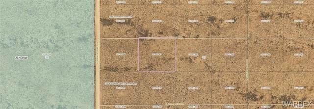TBD E Deloris, Kingman, AZ 86409 (MLS #974610) :: The Lander Team