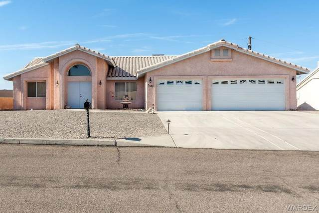 3181 Douglas Drive, Lake Havasu, AZ 86404 (MLS #974621) :: AZ Properties Team | RE/MAX Preferred Professionals