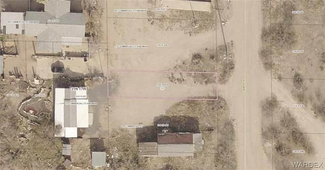 Lot 18 Commercial Street, Kingman, AZ 86401 (MLS #974624) :: The Lander Team
