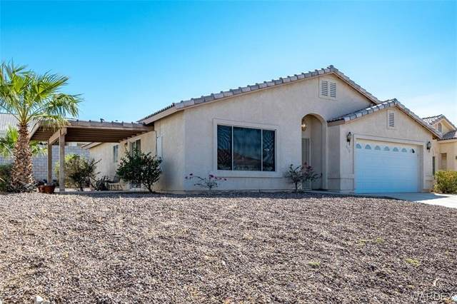 450 Chardonnay Way, Bullhead, AZ 86429 (MLS #974643) :: The Lander Team
