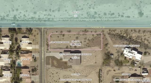 4010 S Nicholas Drive, Fort Mohave, AZ 86426 (MLS #974651) :: The Lander Team