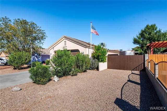 3304 N Central Street, Kingman, AZ 86401 (MLS #974658) :: The Lander Team