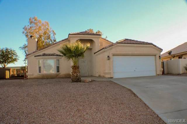 1614 E Valley Parkway, Mohave Valley, AZ 86440 (MLS #974662) :: The Lander Team