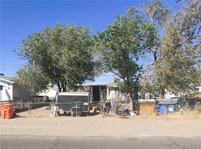 3025 E Mcvicar Avenue, Kingman, AZ 86409 (MLS #974684) :: The Lander Team