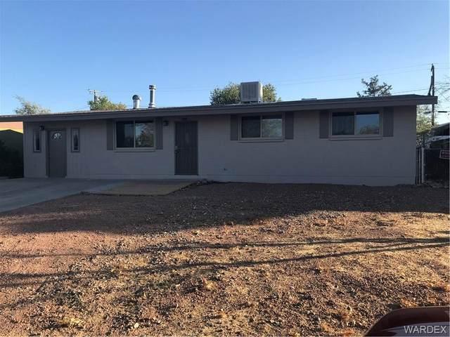 2034 Airfield Avenue, Kingman, AZ 86401 (MLS #974694) :: The Lander Team