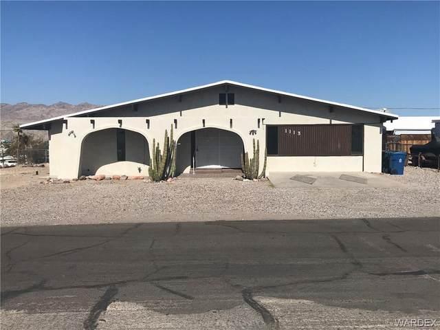 1113 Zircon Avenue, Bullhead, AZ 86442 (MLS #974698) :: The Lander Team