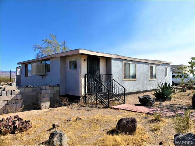 12000 N Mabel Drive, Dolan Springs, AZ 86441 (MLS #974701) :: The Lander Team