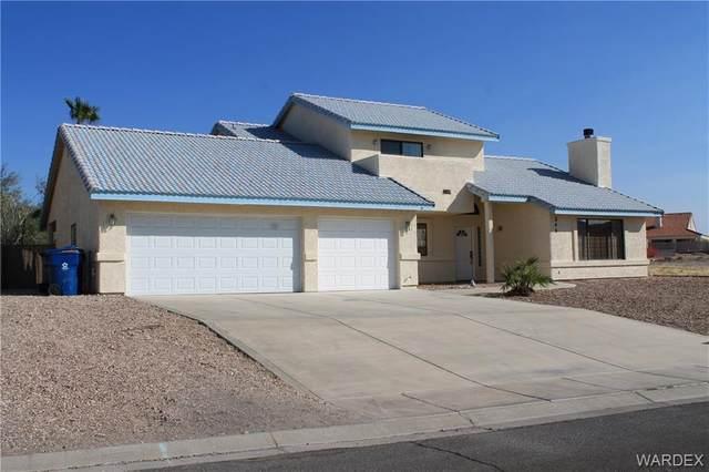 846 Indian Head Drive, Bullhead, AZ 86429 (MLS #974725) :: The Lander Team