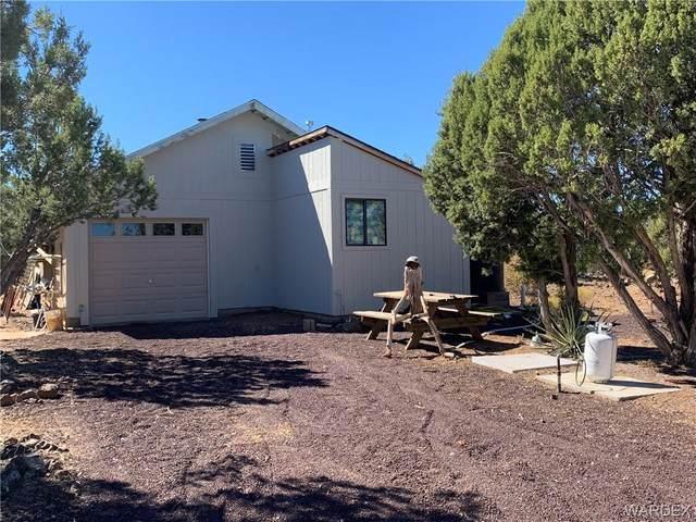 5433 N Kit Fox Trail, Kingman, AZ 86401 (MLS #974759) :: The Lander Team