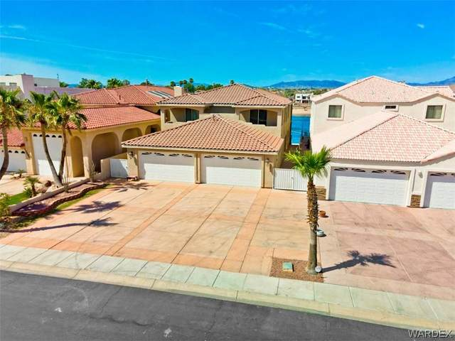 10691 S River Terrace Drive, Mohave Valley, AZ 86440 (MLS #974781) :: The Lander Team