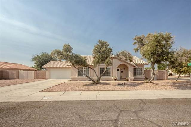 1836 E Bear Creek Way, Fort Mohave, AZ 86426 (MLS #974784) :: The Lander Team