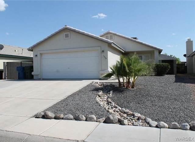 1578 Ash Avenue, Bullhead, AZ 86442 (MLS #974799) :: The Lander Team