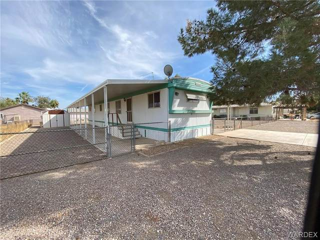 8050 S Smoketree Lane, Mohave Valley, AZ 86440 (MLS #974843) :: The Lander Team