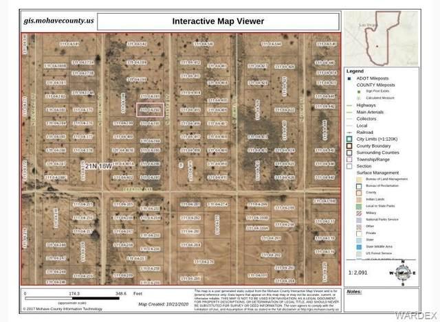 Lot 392 N Yavapai Street, Kingman, AZ 86401 (MLS #974857) :: The Lander Team