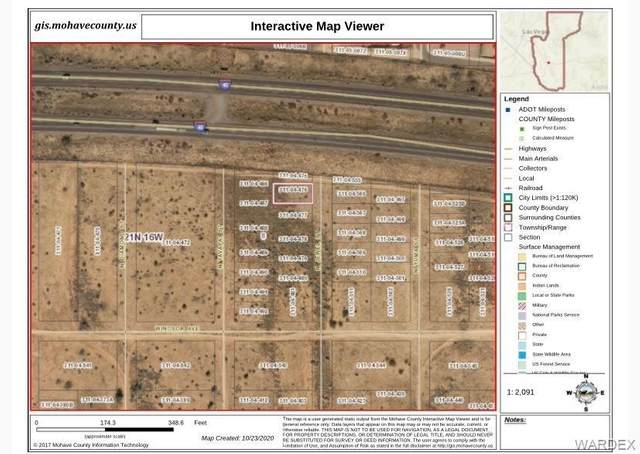 Lot 476 N Jewel Street, Kingman, AZ 86401 (MLS #974858) :: The Lander Team