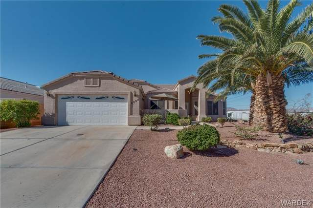 5593 S Wishing Well Drive, Fort Mohave, AZ 86426 (MLS #974862) :: The Lander Team