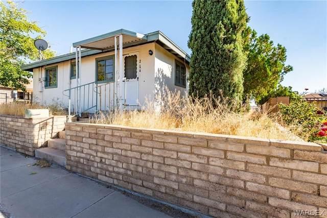 214 Silver Street, Kingman, AZ 86401 (MLS #974863) :: The Lander Team
