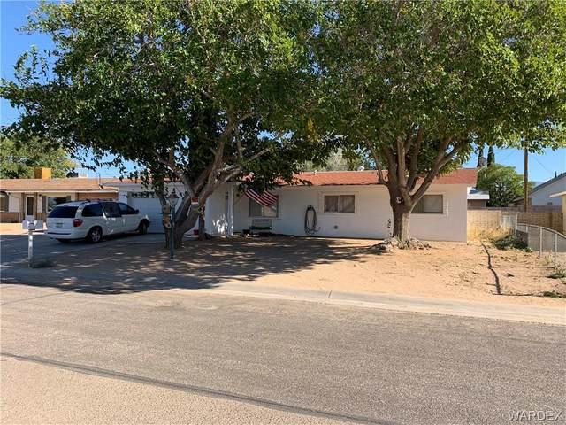 2518 Last Avenue, Kingman, AZ 86401 (MLS #974879) :: The Lander Team