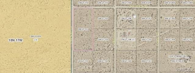 TBD S Rillito/Central Road, Yucca, AZ 86438 (MLS #974895) :: The Lander Team