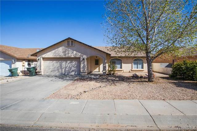 3944 Lindsey Avenue, Kingman, AZ 86409 (MLS #974898) :: The Lander Team