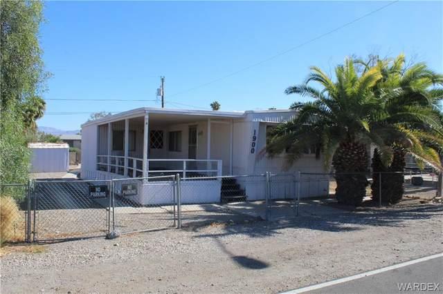 1900 Colorado Boulevard, Bullhead, AZ 86442 (MLS #974903) :: The Lander Team