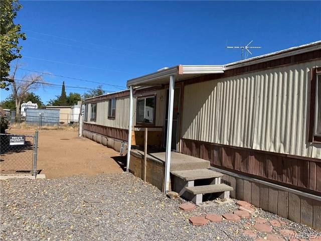 3105 E Northfield Avenue, Kingman, AZ 86409 (MLS #974912) :: The Lander Team