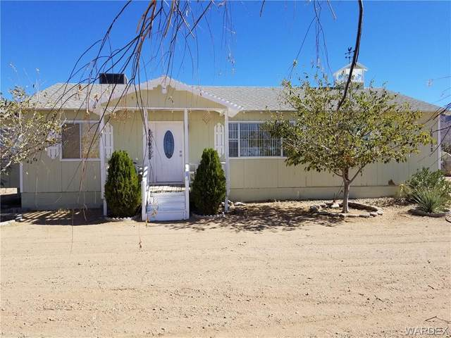 16772 N Knoll Drive, Dolan Springs, AZ 86441 (MLS #974922) :: The Lander Team