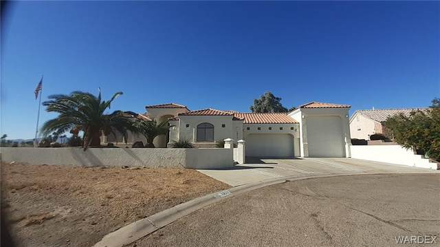 1911 E Desert Drive, Fort Mohave, AZ 86426 (MLS #974933) :: The Lander Team