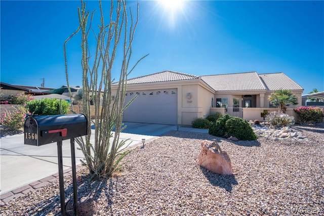 1560 Loma Vista Road, Bullhead, AZ 86442 (MLS #974950) :: The Lander Team