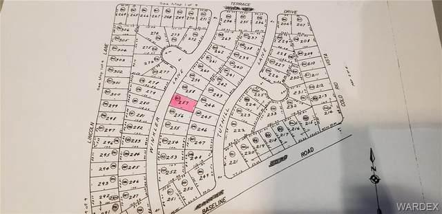 1388 Winkler Lane, Bullhead, AZ 86442 (MLS #974989) :: AZ Properties Team   RE/MAX Preferred Professionals