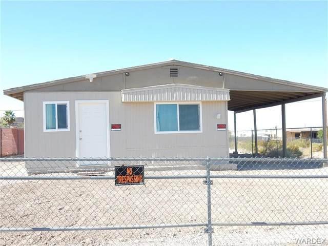 2436 7th Street, Bullhead, AZ 86429 (MLS #975062) :: The Lander Team