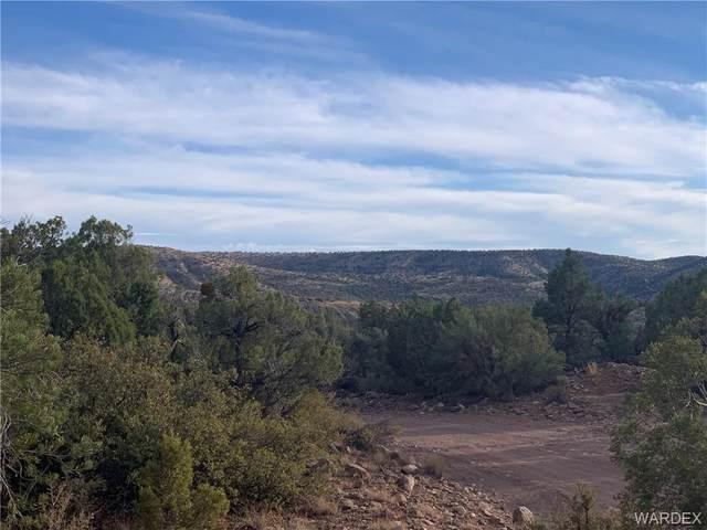 TBD S Knight Creek Road, Kingman, AZ 86401 (MLS #975100) :: The Lander Team