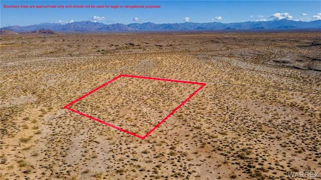 16075 S Bert Avenue, Yucca, AZ 86438 (MLS #975265) :: AZ Properties Team | RE/MAX Preferred Professionals