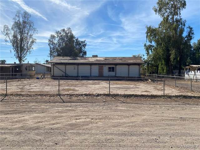 2032 E Mustang Drive, Mohave Valley, AZ 86440 (MLS #975308) :: The Lander Team