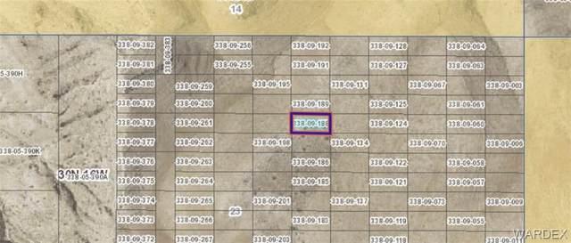 Lot 188 338-09-188, Meadview, AZ 86444 (MLS #975405) :: The Lander Team