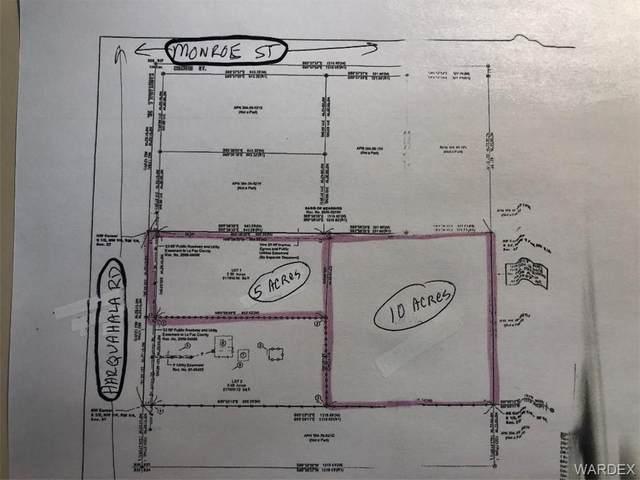 40705 (approx) Harquahala Road, Salome, AZ 85348 (MLS #975421) :: AZ Properties Team   RE/MAX Preferred Professionals