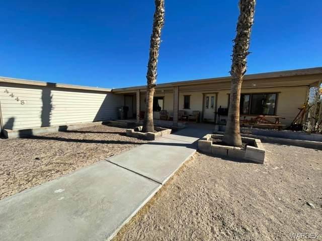 4448 S. Calle Del Media, Fort Mohave, AZ 86426 (MLS #975431) :: The Lander Team