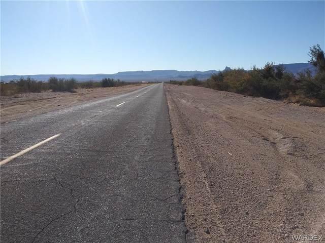 - Oatman Road, Golden Valley, AZ 86413 (MLS #975579) :: AZ Properties Team   RE/MAX Preferred Professionals