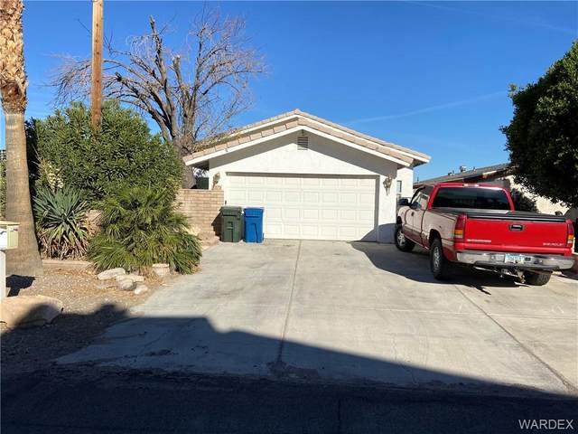 1375 Riverfront Drive, Bullhead, AZ 86442 (MLS #975621) :: The Lander Team