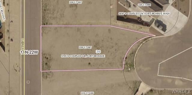 5705 S Couples Lane, Fort Mohave, AZ 86426 (MLS #975643) :: The Lander Team