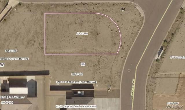 0000 S Cypress, Fort Mohave, AZ 86426 (MLS #975645) :: The Lander Team