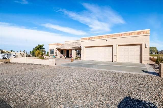 7679 E Mesa Vista Drive, Kingman, AZ 86401 (MLS #975663) :: The Lander Team
