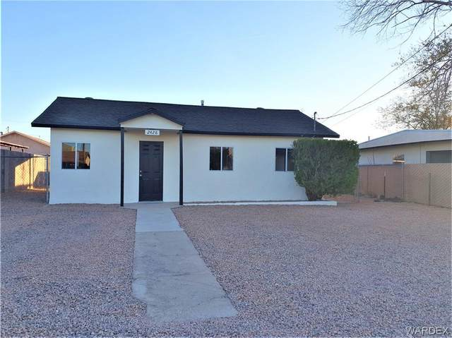 2428 Wallapai Avenue, Kingman, AZ 86401 (MLS #975666) :: The Lander Team