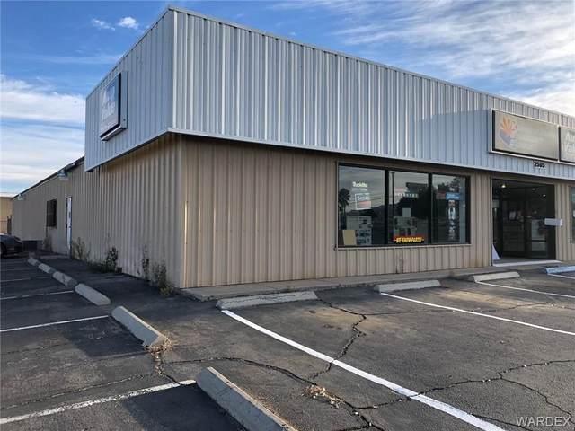 2595 Airfield Avenue, Kingman, AZ 86401 (MLS #975726) :: The Lander Team
