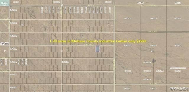 Lot 154 Florita Road, Kingman, AZ 86409 (MLS #975732) :: The Lander Team