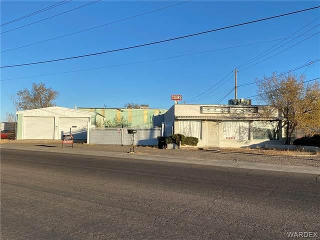 1200 Railroad Street, Kingman, AZ 86401 (MLS #975814) :: The Lander Team