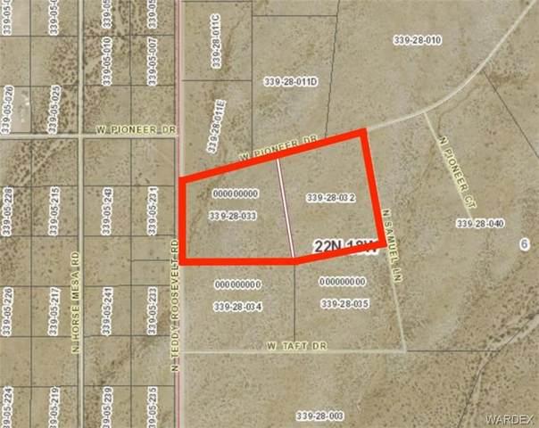 0000 N Teddy Roosevelt Road, Golden Valley, AZ 86413 (MLS #975899) :: The Lander Team
