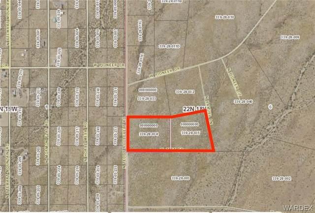 0000 N Teddy Roosevelt Road, Golden Valley, AZ 86413 (MLS #975916) :: The Lander Team
